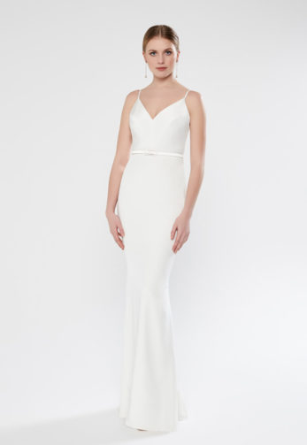 Sassi Holford - Sienna Dress - Front