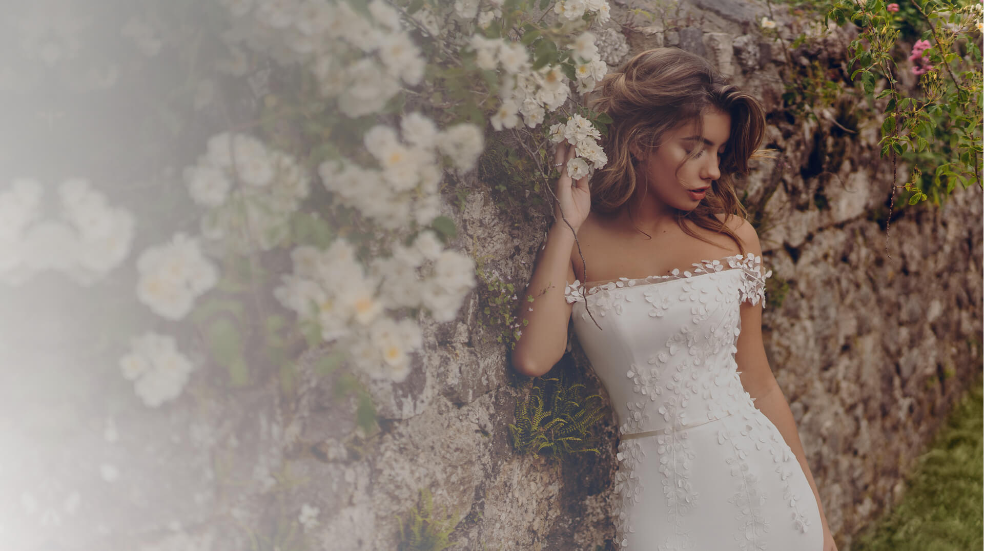 Contemporary Wedding Dresses - Elisa Belle Bridal Boutique